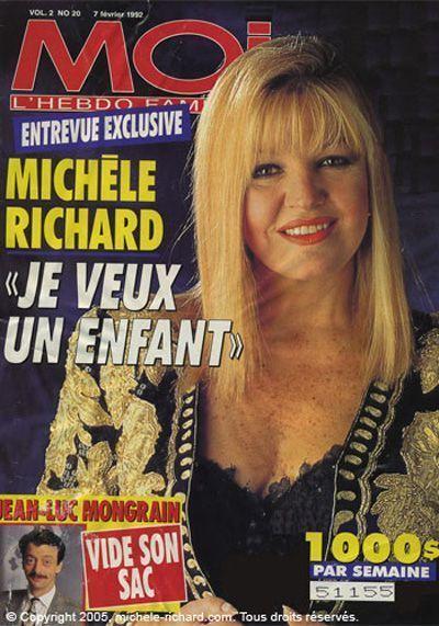 Michèle Richard Michele Richard Goodbye My Love Goodbye - Jeremie
