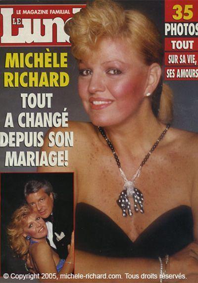 Michèle Richard - J'entends Siffler Le Train - Je Suis Libre